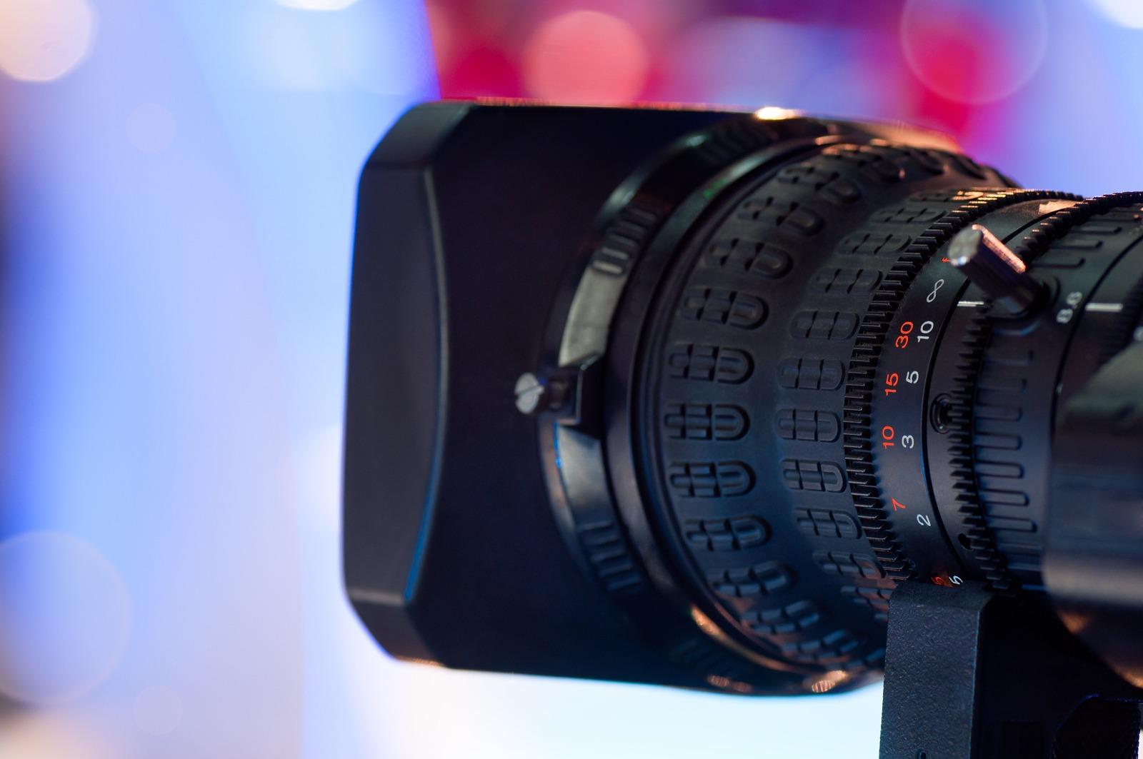 bigstock-Digital-Video-Camera-Lens-31622753
